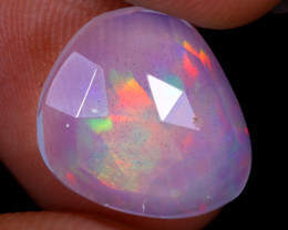 Rose Cut 2.78cts Natural Ethiopian Welo Opal / NY2475
