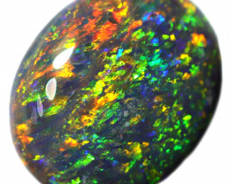 2.1 CTS BLACK OPAL STONE  LIGHTNING RIDGE [CS596]