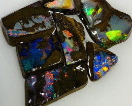 Bling* Winton Multicolour Gem Boulder [Many more No Reserves, See below]