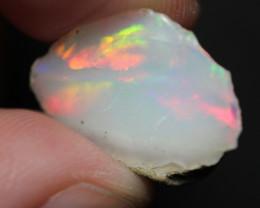 *USA Seller* Natural 6.3ct Ethiopian Welo Rough Opal #REO297