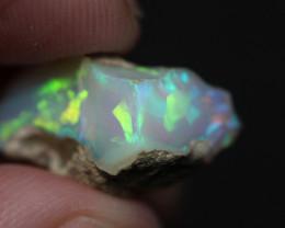 *USA Seller* Natural 7.8ct Ethiopian Welo Rough Opal #REO382