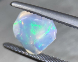Opal 1.72 Cts  Muticolor  Polished Thumbled BGC2155 | From Ethiopia