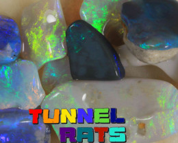NO RESERVE!! #3 - L-Ridge Gamble Rough Opal [33997] 53FROGS