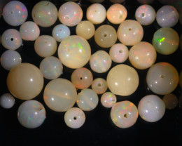 Cts. 18.0 Ethiopian Sphere Opal Beads  RFB490