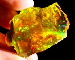 57cts Ethiopian Crystal Rough Specimen Rough / CR4307