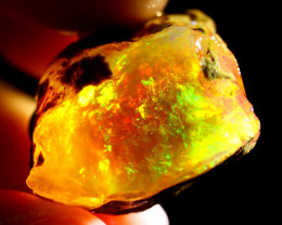 65cts Ethiopian Crystal Rough Specimen Rough / CR4309