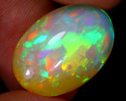 9.20cts Natural Ethiopian Welo Opal / UX325