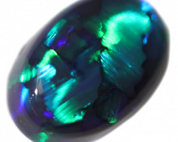 4.2  CTS BLACK OPAL STONE  LIGHTNING RIDGE [CS581]