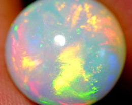 4.54 CT 12X12 MM Broadflash Pattern!! Welo Ethiopian Opal-MB209