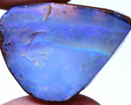41.02 Carats  Boulder Opal  Pre Shaped Rub ANO-2001