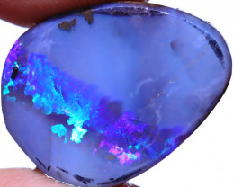 14.56 Carats  Boulder Opal  Pre Shaped Rub ANO-2002