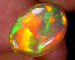 1.67cts Natural Ethiopian Welo Opal / UX344