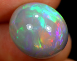 14.20cts Natural Ethiopian Welo Opal / BF7265