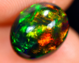 2.13cts Natural Ethiopian Smoked Welo Opal / BF7243