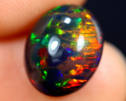 2.40cts Natural Ethiopian Smoked Welo Opal / BF7288
