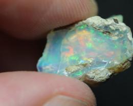 Natural 5.4ct Ethiopian Welo Rough Opal #REO355