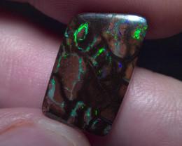 12.50 cts Koroit Boulder opal , beautiful colours and pattern