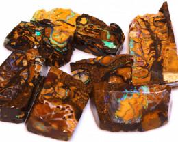 Yowah Boulder Opal Beginners Offcut Rough 140cts DOP-184  downunderopals