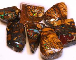 Yowah Boulder Opal Beginners Offcut Rough 110cts DOP-185  downunderopals