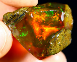 33cts Ethiopian Crystal Rough Specimen Rough / CR4322