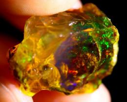 28cts Ethiopian Crystal Rough Specimen Rough / CR4323