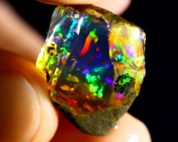 17cts Ethiopian Crystal Rough Specimen Rough / CR4359