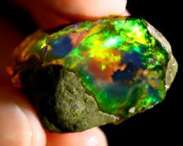34cts Ethiopian Crystal Rough Specimen Rough / CR4374