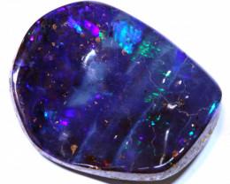 31.60 cts boulder opal polished cut stone  TBO-A3426  - trueblueopals