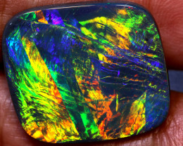 N1 - 11.25 CTS QUALITY BLACK OPAL STONE L7197 INV-2220investmentopals