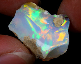 12cts Natural Ethiopian Welo Rough Opal / WR7796