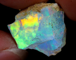 7cts Natural Ethiopian Welo Rough Opal / WR7801