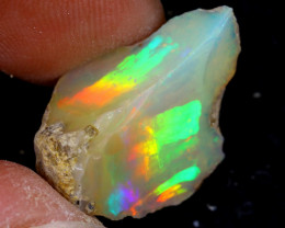 8cts Natural Ethiopian Welo Rough Opal / WR7856