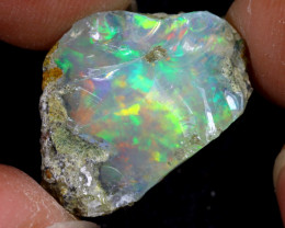 11cts Natural Ethiopian Welo Rough Opal / WR7879