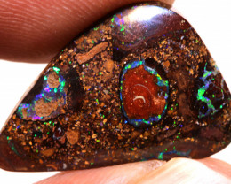 Yowah Boulder Opal 8cts  AOH-416 - australianopalhunter