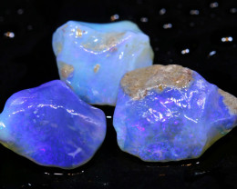 11.85cts coober pedy crystal opal rough DT-A5004 - dreamtimeopals