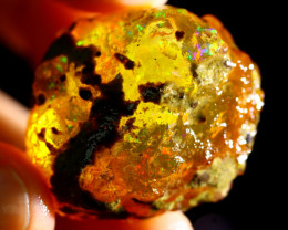 88cts Ethiopian Crystal Rough Specimen Rough / CR4387