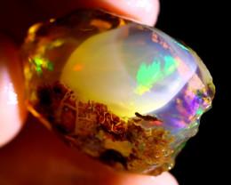 48cts Ethiopian Crystal Rough Specimen Rough / CR4409