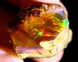 87cts Ethiopian Crystal Rough Specimen Rough / CR4413