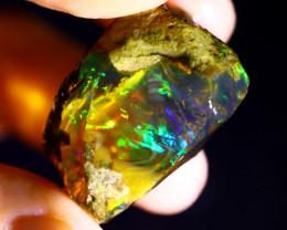 77cts Ethiopian Crystal Rough Specimen Rough / CR4419