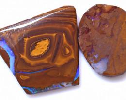 54.36 Carats Yowah Opal  Rough Parcel ANO-2058