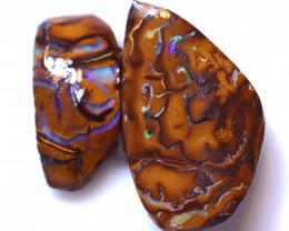 30.13 Carats Yowah Opal  Rough Parcel ANO-2063