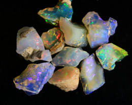 Cts. 14.60 Ethiopian Opal Rough  RFB 463