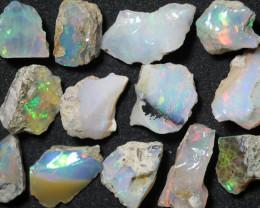 Natural 50.5ct Ethiopian Welo Rough Opal #ERP104