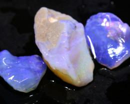 11.20cts coober pedy crystal opal rough ADO-8923 - adopals