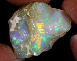 12cts Natural Ethiopian Welo Rough Opal / WR7904