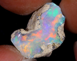 6cts Natural Ethiopian Welo Rough Opal / WR7908