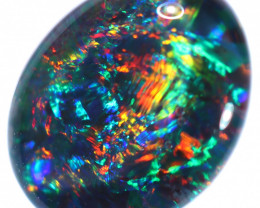 1.23 CTS  TRIPLET OPAL STONE  [SO122]