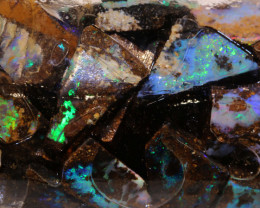 Boulder Opal JARS OF FUN TO EXPLORE Jar- 8- downunderopals