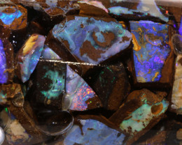 Boulder Opal JARS OF FUN TO EXPLORE Jar-11 - downunderopals