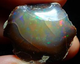 14.16ct Natural Ethiopian Welo Rough Opal